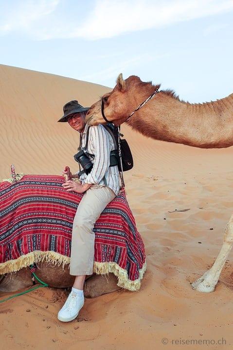 Walter und seine Kamele