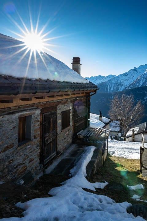 Chalet in Tarnolgio