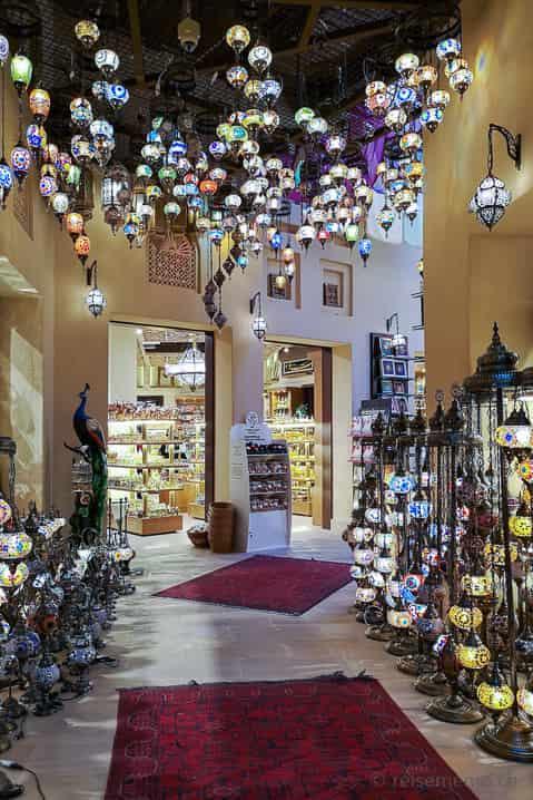 Orientalische Leuchten