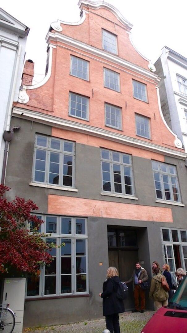 Schifferhaus an der Engelsgrube