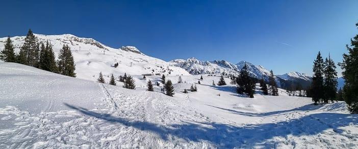 Panorama Pizzo di Campello und Pizzo Molare