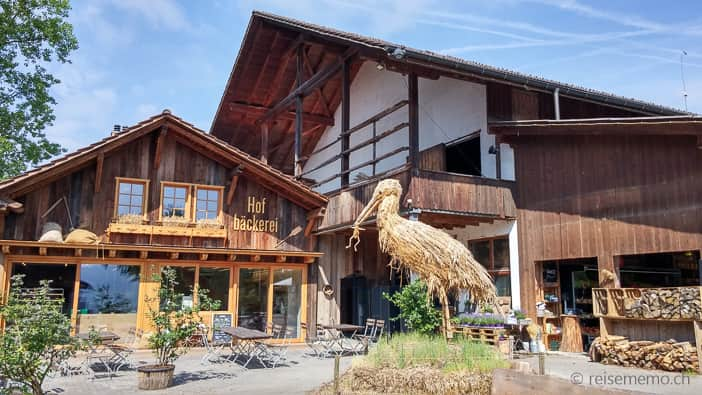 Hofbäckerei Juckerfarm Seegräben, Jucker Hof