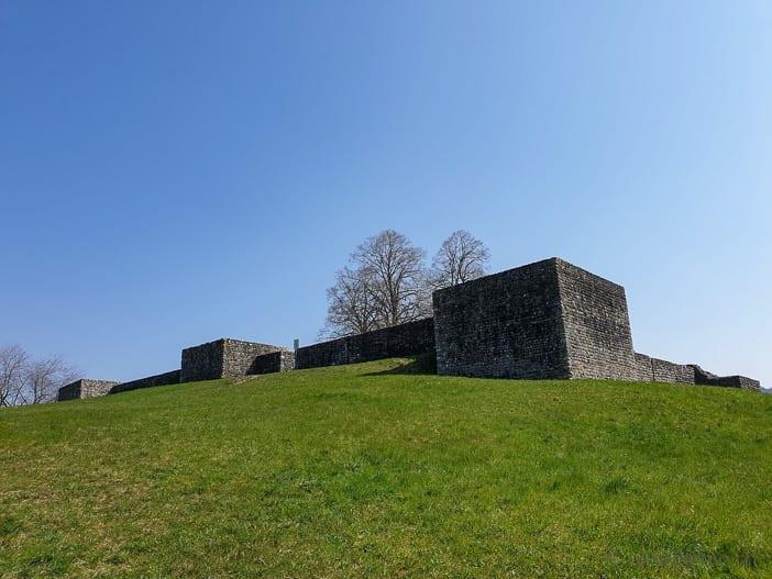 Römerkastell bei Irgenhausen