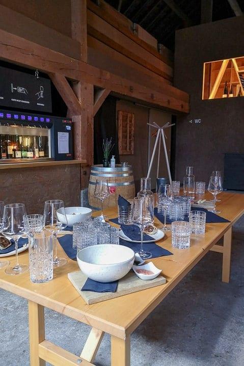 Stall 247 Taverne Vinothek