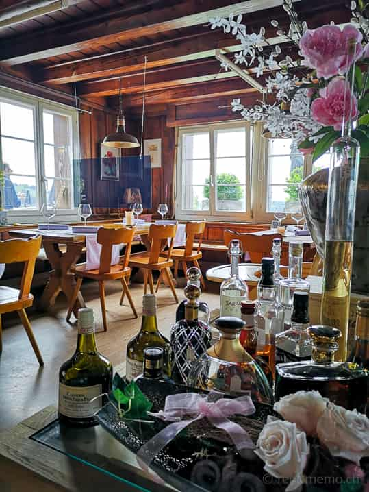 Alp Scheidegg, Restaurant