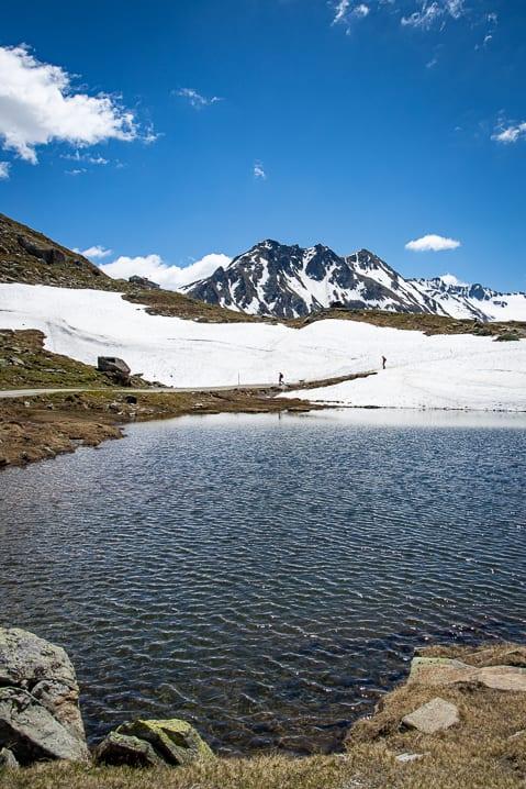 Camona da Maighels, Graubünden, Lai Urlaun, Maighels Hütte, Piz Alpetta, Piz Piogn Crap, Piz Ravetsch, Urlaunsee