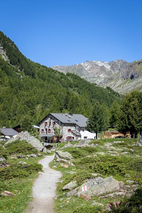 Restaurant Alpe Campo