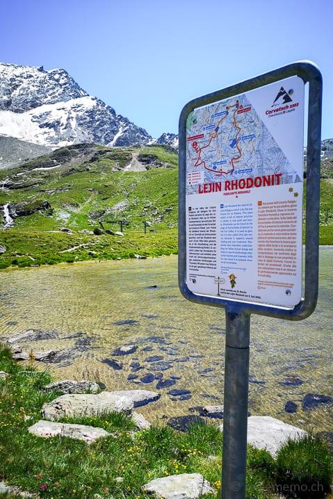 Lejin Cristal - Furtschellas 6-Seen Wanderung