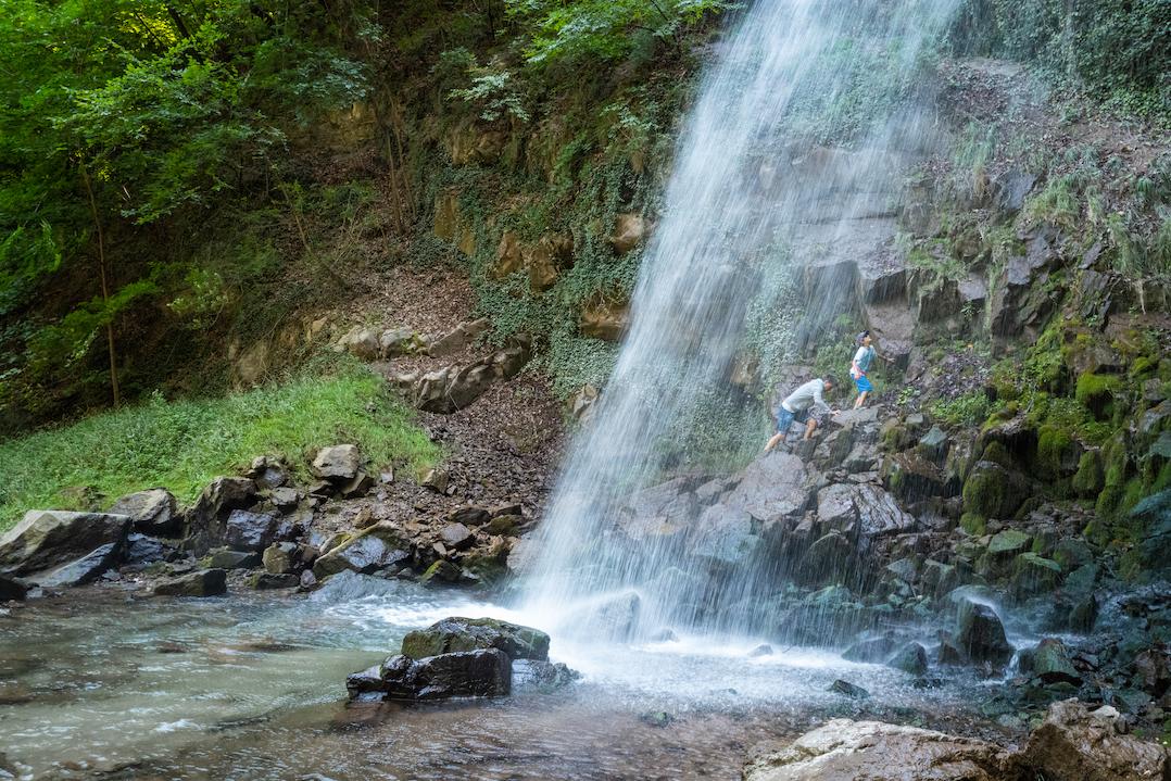Brandis Wasserfall