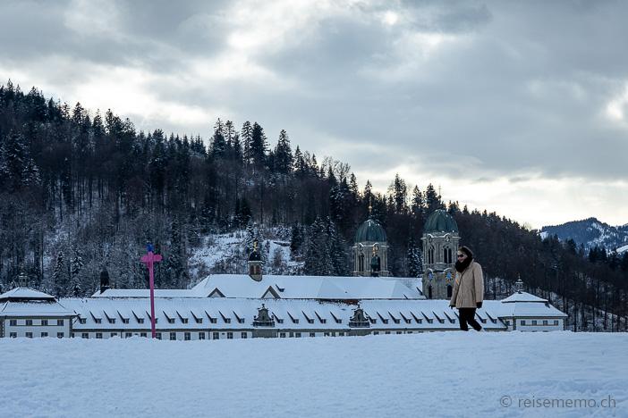 Dachluken des Klosters Einsiedeln