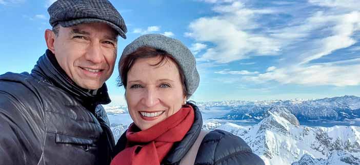 Walter und Katja vom Reiseblog Reisememo