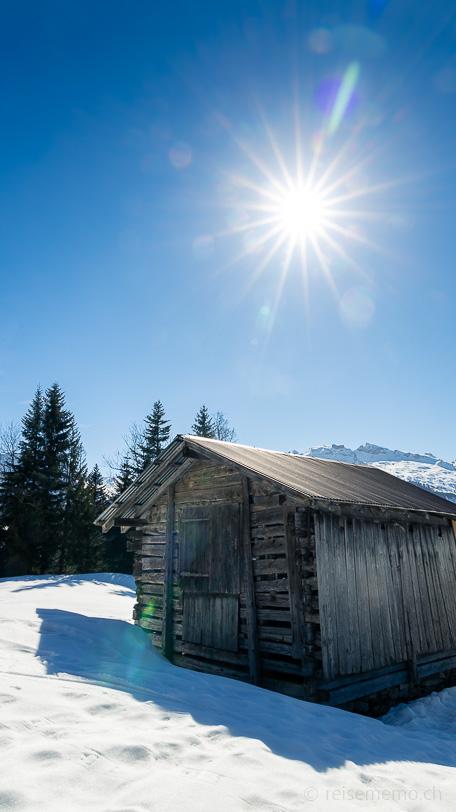 Winterwanderung St. Karl Ibergeregg