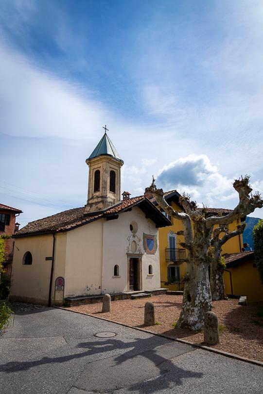 Kapelle von Ciona