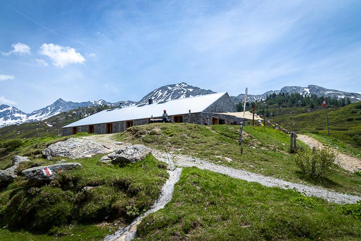SAC-Hütte Cadagno