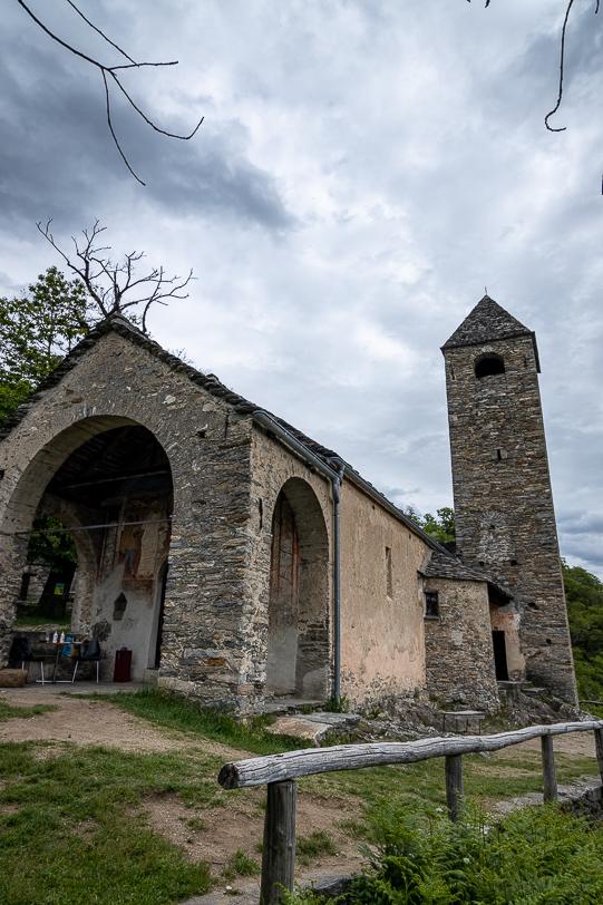 Kapelle San Barnàrd