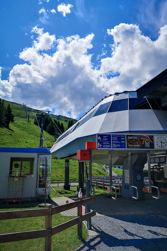 Talstation Sesselbahn Pardiel