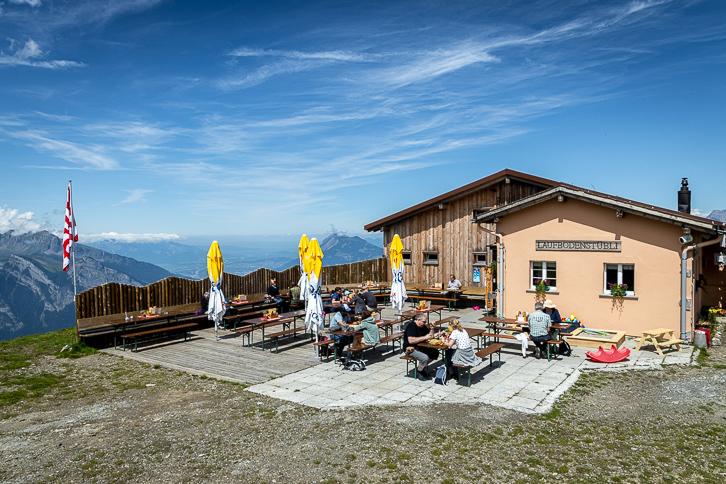 Berggasthaus Laufbodenstübli