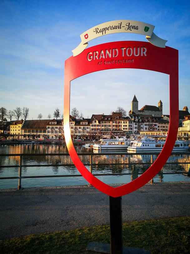 Grand Tour of Switzerland mit Schloss Rapperswil-Jona