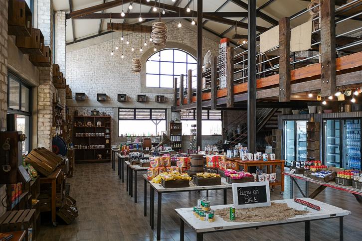 Shop des Etosha Trading Post